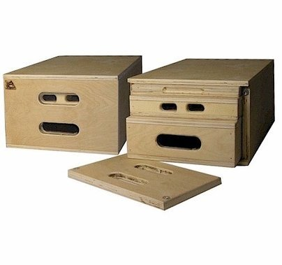 NESTING APPLE BOX
