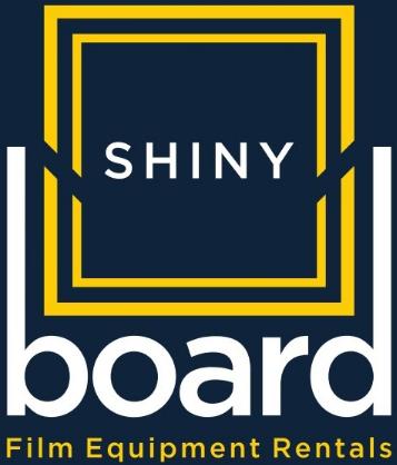 shiny board rentals logo